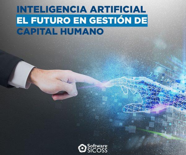 inteligencia artificial y gestión de capital humano