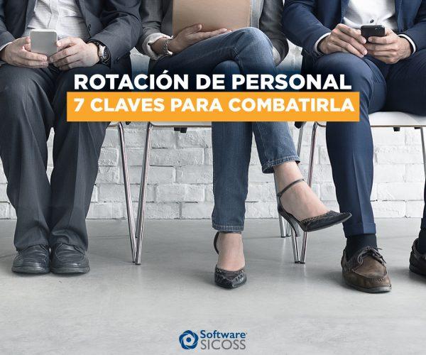 como evitar la rotación de personal
