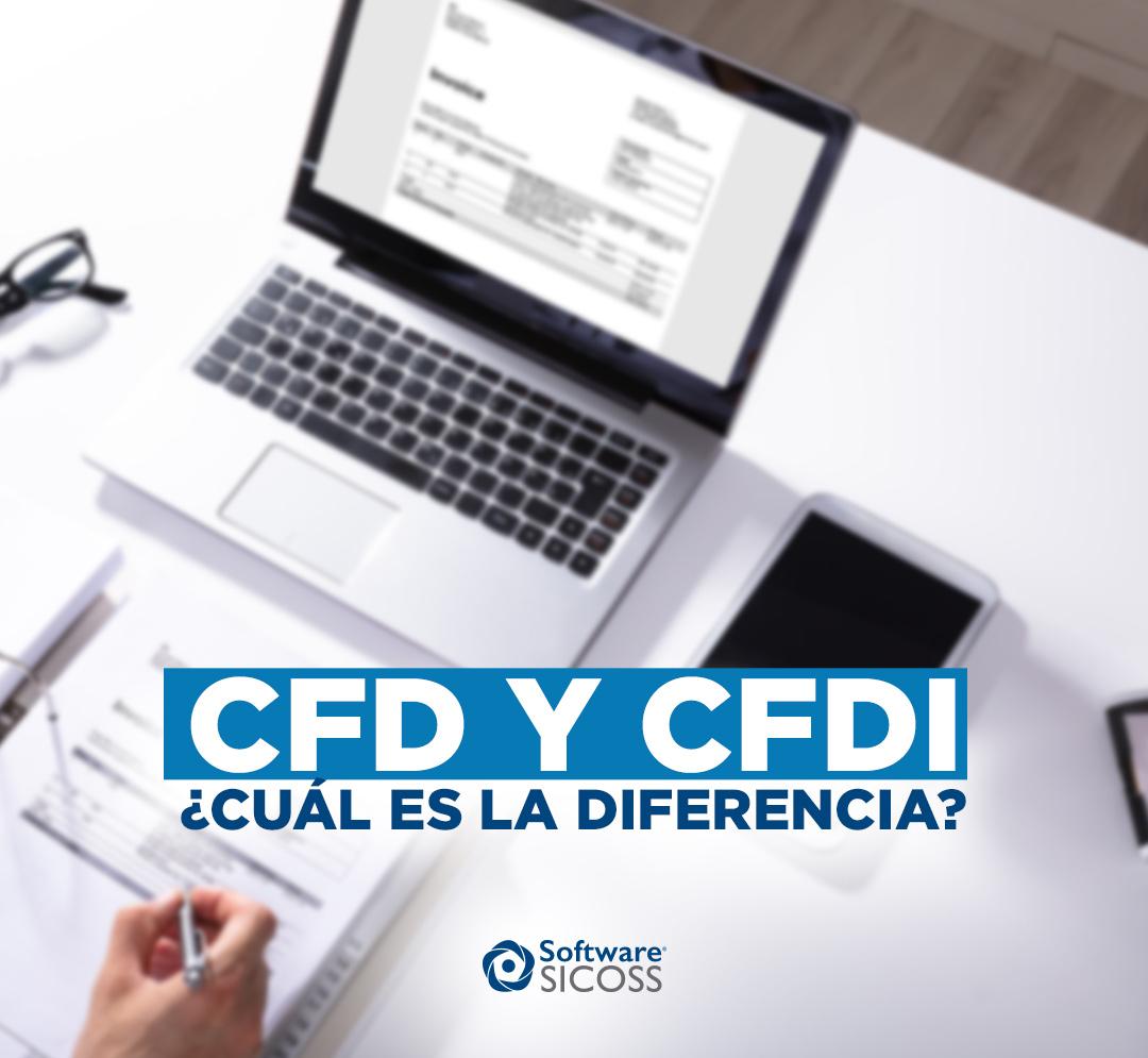 Diferencia entre CFD y CFDI